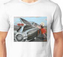 Cadillac Road Trip. Unisex T-Shirt
