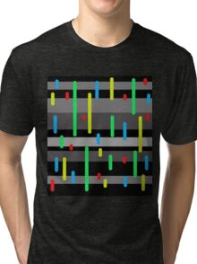 Colorful abstraction Tri-blend T-Shirt
