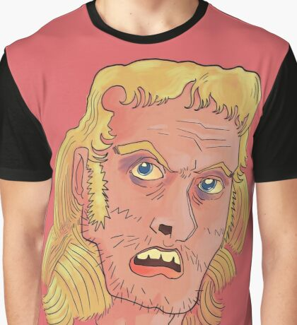 Mullet Graphic T-Shirt