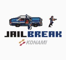 JAILBREAK ARCADE KONAMI One Piece - Short Sleeve