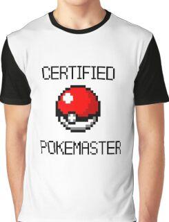 PokeMaster Graphic T-Shirt