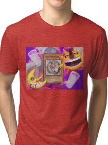 Based Magician Girl Tri-blend T-Shirt