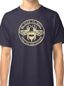Save The Bee Society Classic T-Shirt