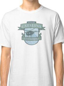 Vintage Catalina WIne Mixer - POW! Classic T-Shirt