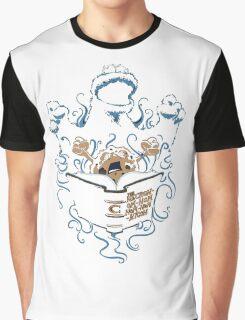 Cookies Nom Nom Graphic T-Shirt