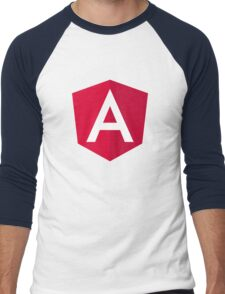 Angular 2 Men's Baseball ¾ T-Shirt