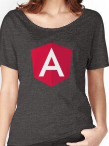 Angular 2 Women's Relaxed Fit T-Shirt