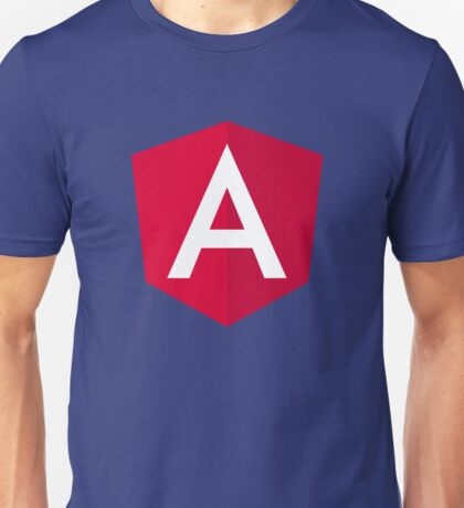 Angular 2 Unisex T-Shirt
