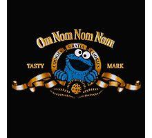 Cookies Nom nom2 Photographic Print