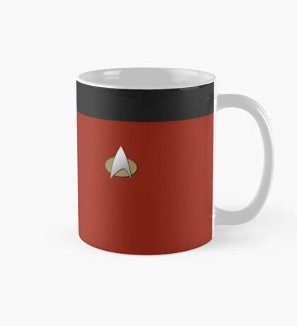 Star Trek - The Next Generation - Captain Picard Uniform Mug Mug