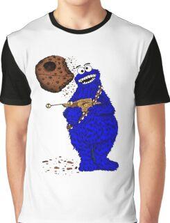 Cookies War Graphic T-Shirt