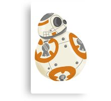 The Roundest Droid Canvas Print