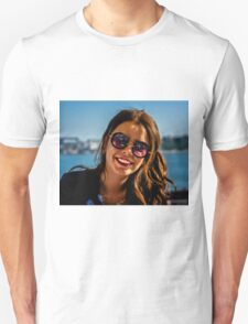 Welcome to Lovely Lisbon  Unisex T-Shirt