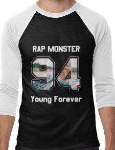 Young Forever - Rap Monster Men's Baseball ¾ T-Shirt