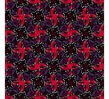 Dark Refined Luxury Pattern Photographic Print