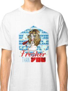 7/11 Rodger Fanart Classic T-Shirt