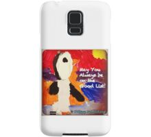 Who's on the Good List? Samsung Galaxy Case/Skin