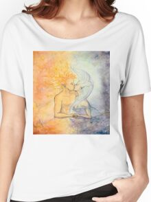 Night and Day Embrace Women's Relaxed Fit T-Shirt