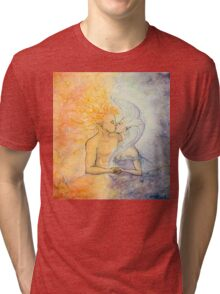Night and Day Embrace Tri-blend T-Shirt