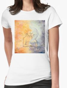 Night and Day Embrace T-Shirt