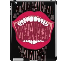Just Laughing iPad Case/Skin