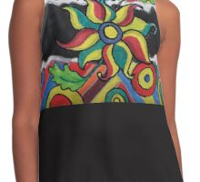Medley of wonderful colour Contrast Tank