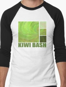 Kiwi Bash Men's Baseball ¾ T-Shirt