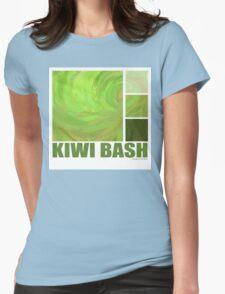 Kiwi Bash Womens Fitted T-Shirt
