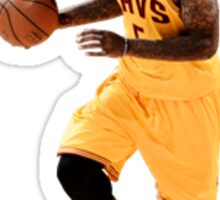 JR Smith of the Cavaliers Sticker