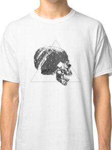 invert skull with beanie Classic T-Shirt