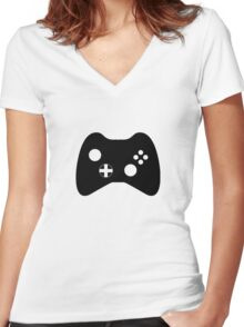 joypad Women's Fitted V-Neck T-Shirt