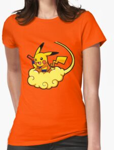 pokemon dragons Womens Fitted T-Shirt