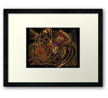 Cosmic Boogie Framed Print