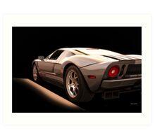 2006 Ford GT VS7 Art Print