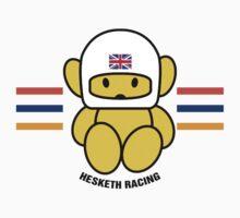 HESKETH F1 TEAM MASCOT Kids Tee