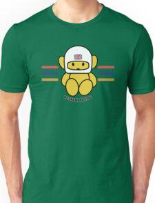 HESKETH F1 TEAM MASCOT Unisex T-Shirt