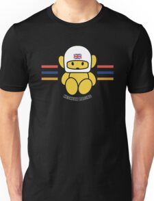 HESKETH F1 TEAM MASCOT Unisex T-Shirt