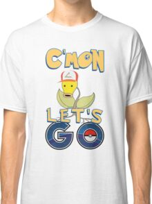 pokemon CMON LETS GO T-shirt Classic T-Shirt