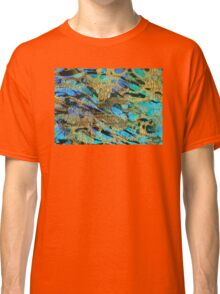 Abstract Art - Deeper Visions - Sharon Cummings Classic T-Shirt