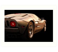 2006 Ford GT VS6 Art Print