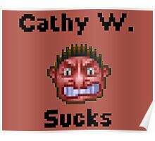 Cathy W. Sucks - RCT2 Poster