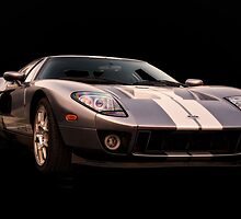 2006 Ford GT VS5 by DaveKoontz