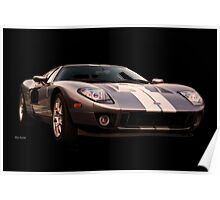 2006 Ford GT VS5 Poster