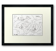 Scandentia: Animals Who Live In Trees Framed Print