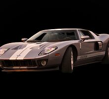 2006 Ford GT VS4 by DaveKoontz