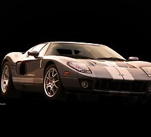 2006 Ford GT VS3 by DaveKoontz