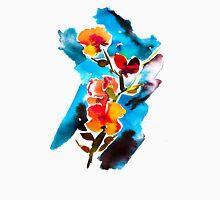 Watercolor flower. Unisex T-Shirt