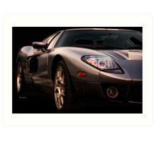 2006 Ford GT VS1 Art Print
