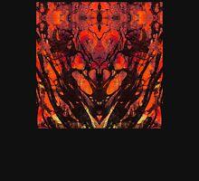Red Abstract Art  - Heart Matters - Sharon Cummings Unisex T-Shirt