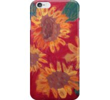 Lola's Sweet Sunflowers iPhone Case/Skin